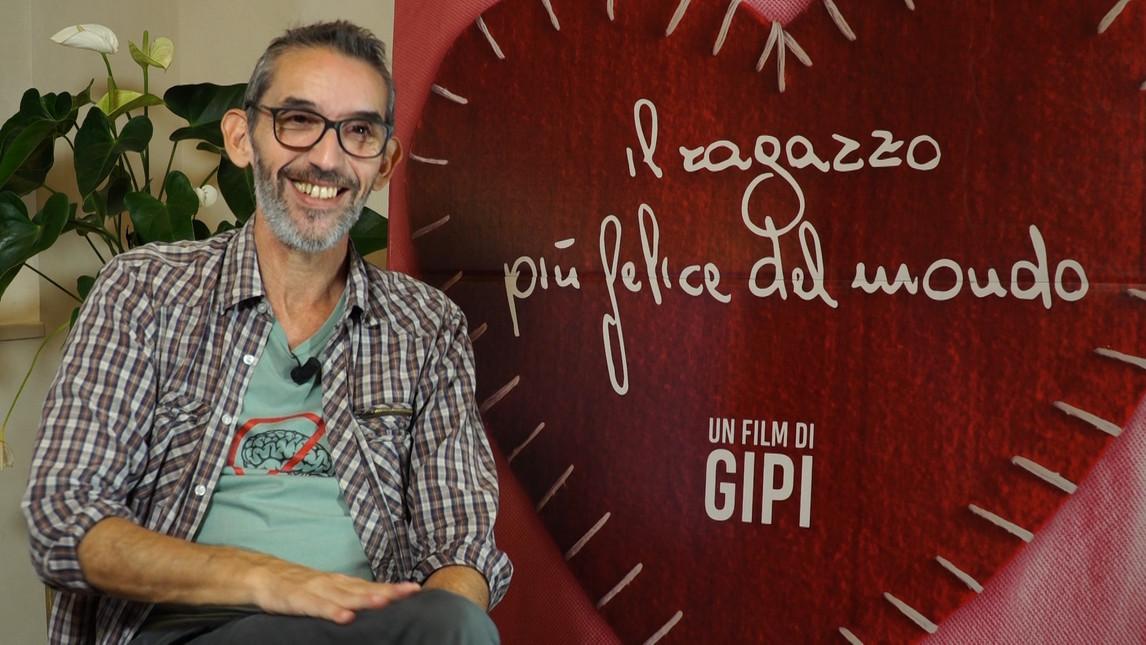 """Il fumettista Gipi a Messina per presentare """"Il ragazzo più felice del mondo"""""""