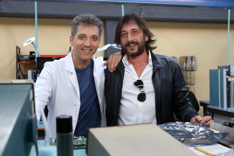 """Stasera in tv: """"Il mondo sulle spalle"""" con Beppe Fiorello"""