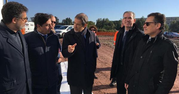 """Stazione ferroviaria """"Catania Aeroporto"""": realtà entro il 2020"""