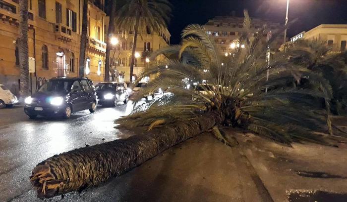 Maltempo, inizia la conta dei danni. Tre le più colpite: Siracusa, Palermo e le Eolie