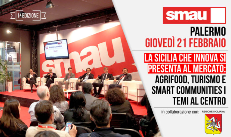 Smau Palermo, ecco le 7 imprese vincitrici del Premio Innovazione