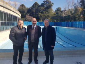 Messina, Villa Dante: lavori al completo presso l'impianto sportivo