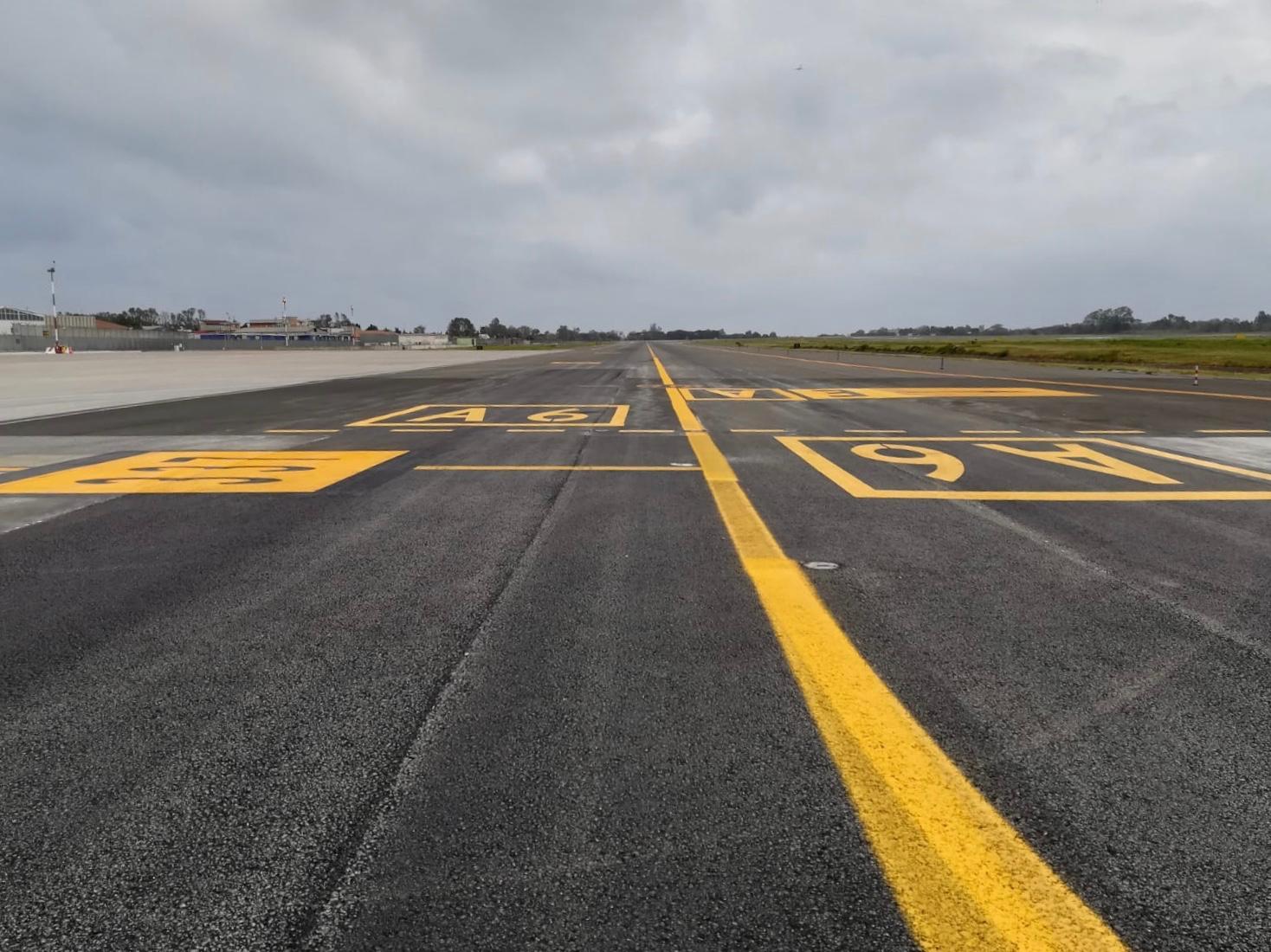 Aeroporto Catania, conclusi i lavori nell'area movimento: da oggi piena operatività