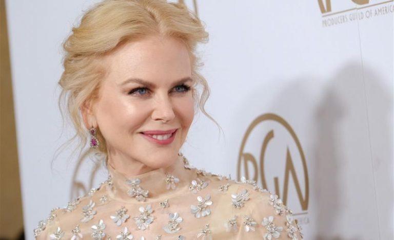 Nicole Kidman ospite d'onore al Taormina Film Fest