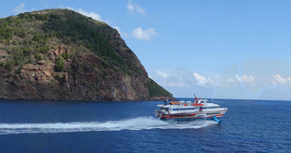 Isole Eolie: al via da luglio i trasporti veloci via mare verso l'aeroporto di Reggio Calabria