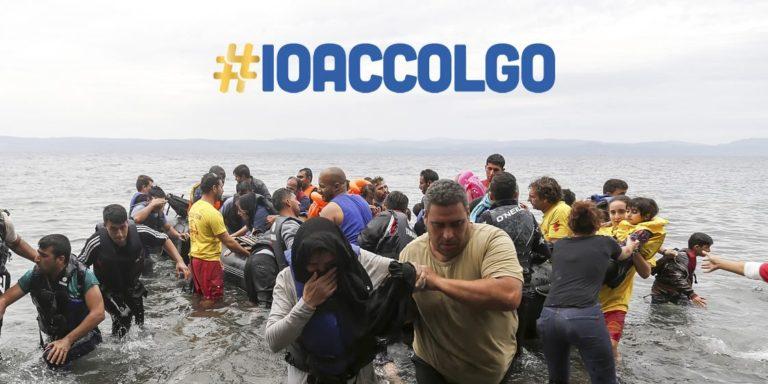 """""""Io accolgo"""", parte la campagna per l'accoglienza e l'integrazione dei migranti"""
