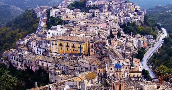 Sicilia: 26 milioni di euro per la riqualificazione dei centri storici minori
