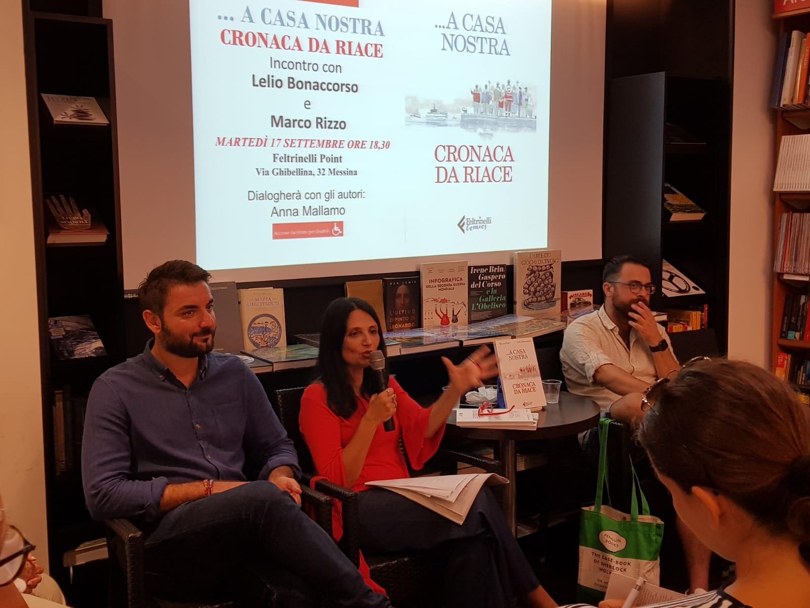 """Messina: """"Cronaca da Riace"""" con Bonaccorso e Rizzo sull'immigrazione in Italia"""
