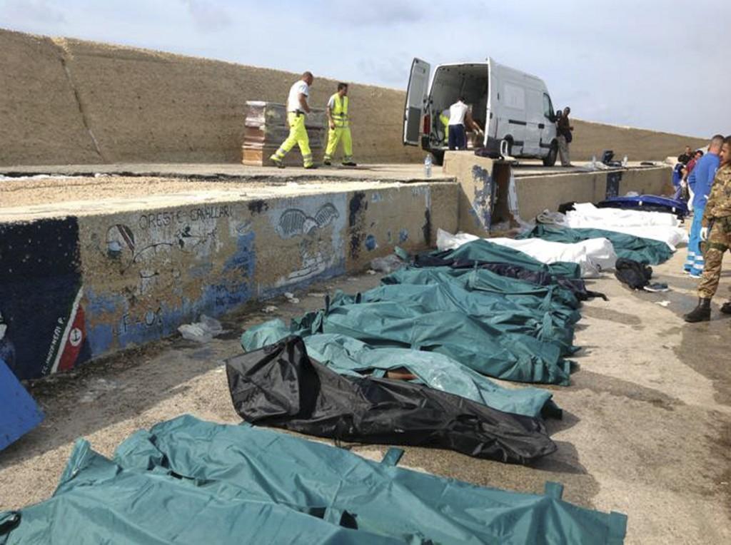 Sei anni fa a largo di Lampedusa morivano 368 persone