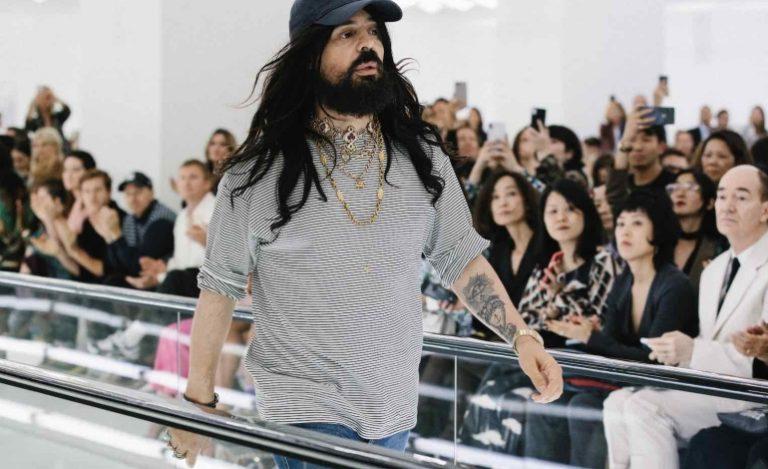 Gucci ritorna alla Milano Moda Uomo
