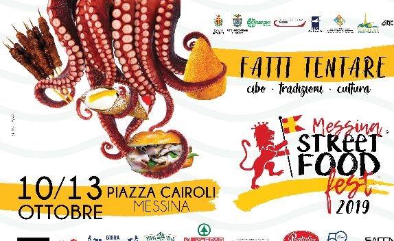 Messina Street Food Fest: presentata l'edizione 2019. Ecco la mappa degli stand e il programma completo