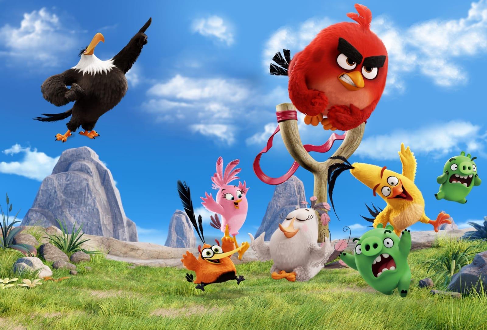 """""""Angry Birds 3D Live Game, il videogioco più scaricato al mondo arriva a Palermo"""