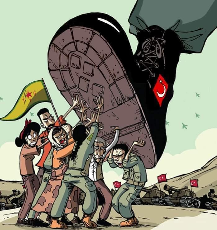 Solidarietà internazionale a Messina: il sostegno al popolo curdo