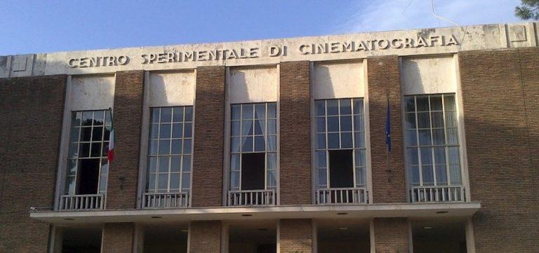 Scuola Nazionale di Cinema, iscrizioni aperte fino al 4 novembre