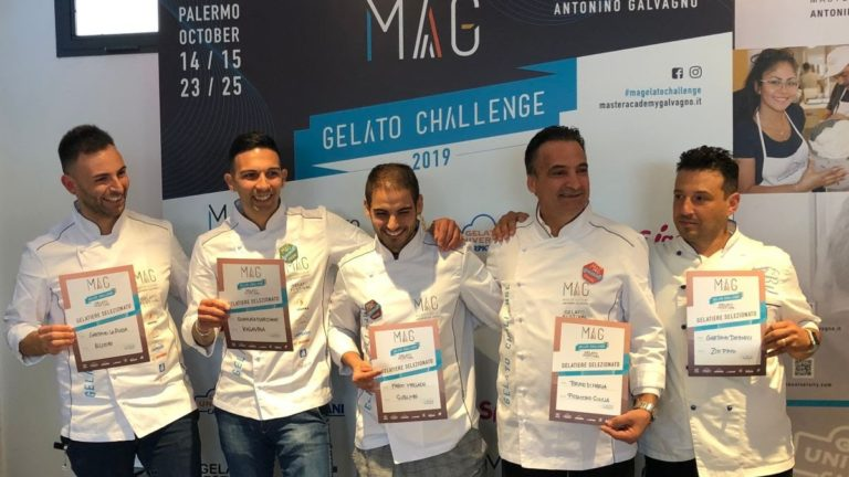 Palermo, Mag Gelato Challenge: vincono i gusti del territorio di Sicilia e Calabria