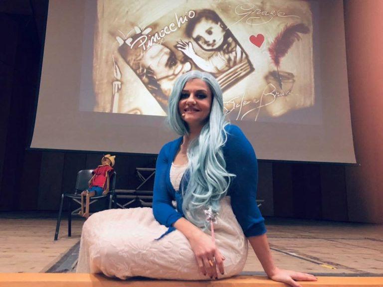 """Sand Art al Teatro di Naso: il 24 novembre """"Pinocchio"""""""