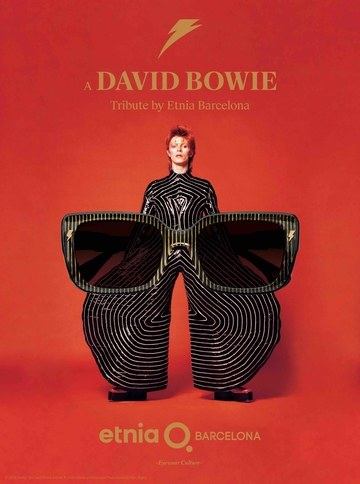 Etnia Barcelona celebra David Bowie