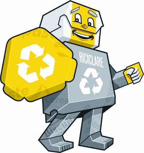 Ecco i Paladini del Cartone: in missione per salvare il pianeta. Settimana europea per la riduzione dei rifiuti