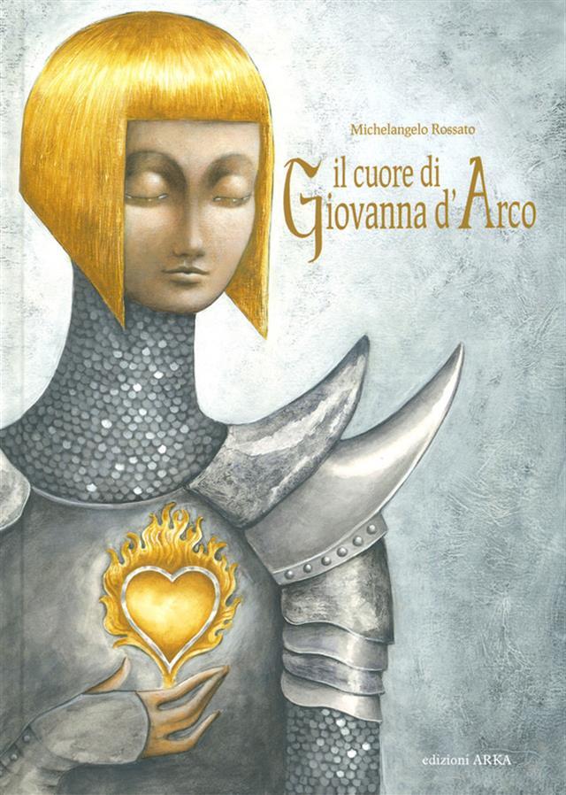 """Presentazione dell'albo illustrato """"Il cuore di Giovanna d'Arco"""""""