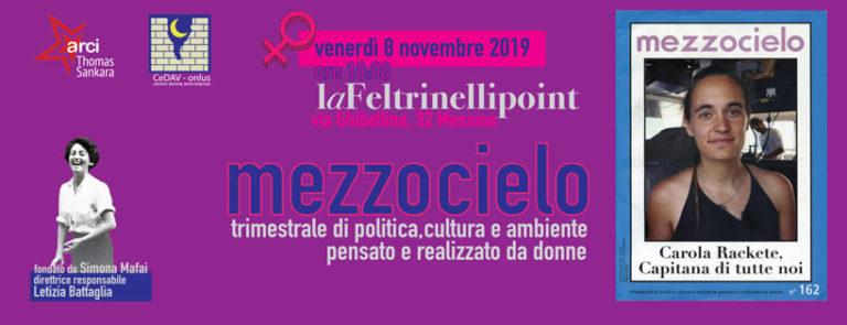 Mezzocielo, a Messina la presentazione della rivista