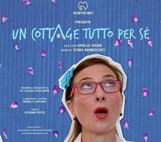 """""""Un cottage tutto per sé"""" al Teatro dei 3 Mestieri di Messina: protagonista la ricerca di un luogo chiamato """"casa"""""""