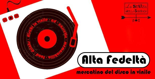 Tutto pronto per il mercatino Alta fedeltà: il disco in vinile ritorna protagonista a Messina
