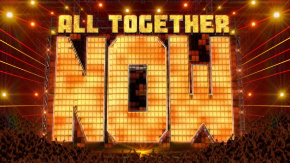 """Torna in prima serata """"All together now"""", lo show musicale di Canale 5 condotto da Michelle Hunziker e J-Ax"""
