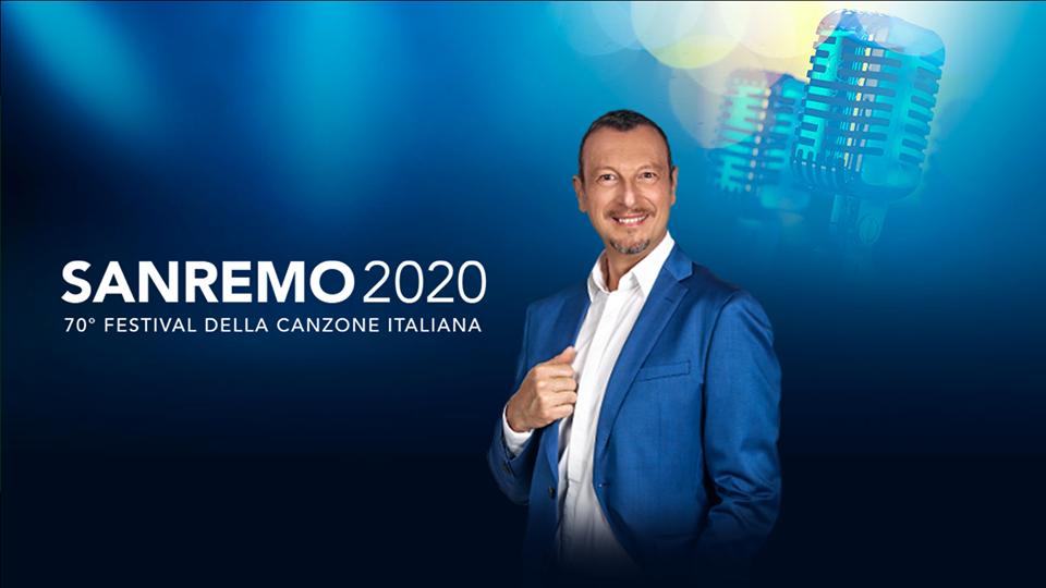 Sanremo 2020: svelati i nomi dei 22 cantanti in gara