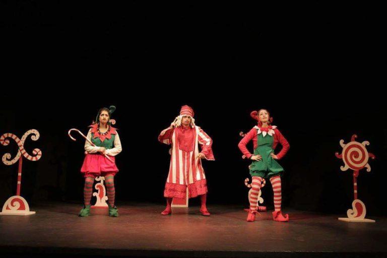 Un Natale Straordinario in scena al Teatro dei 3 Mestieri, per la rassegna dedicata alle famiglie