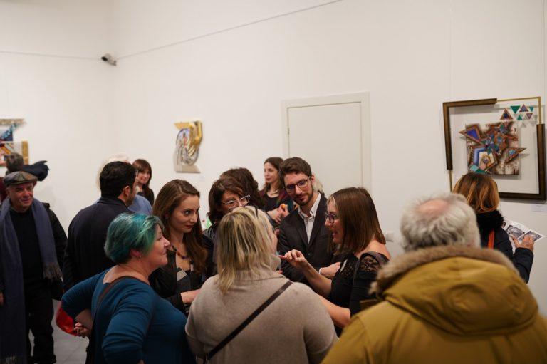 Grande successo per la personale di Silvana Landolfi alla Milano Art Gallery