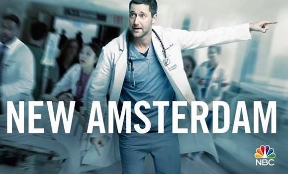 """""""New Amsterdam"""" torna su Canale 5 con la seconda stagione"""
