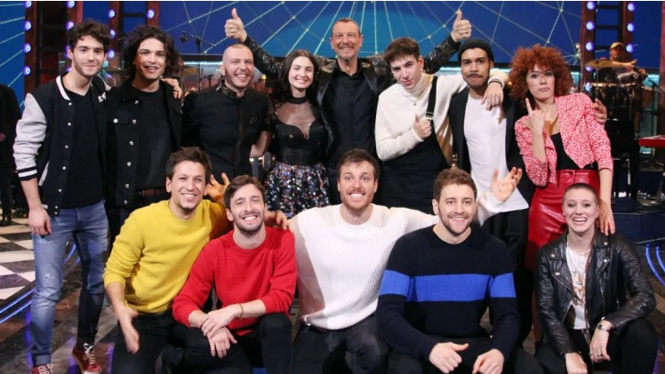 Sanremo 70: ecco chi sono le 8 nuove proposte che saliranno sul palco dell'Ariston