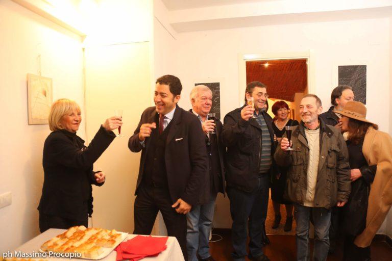Milano Art Gallery: emozionante successo per l'antologica dell'artista Marco Locci