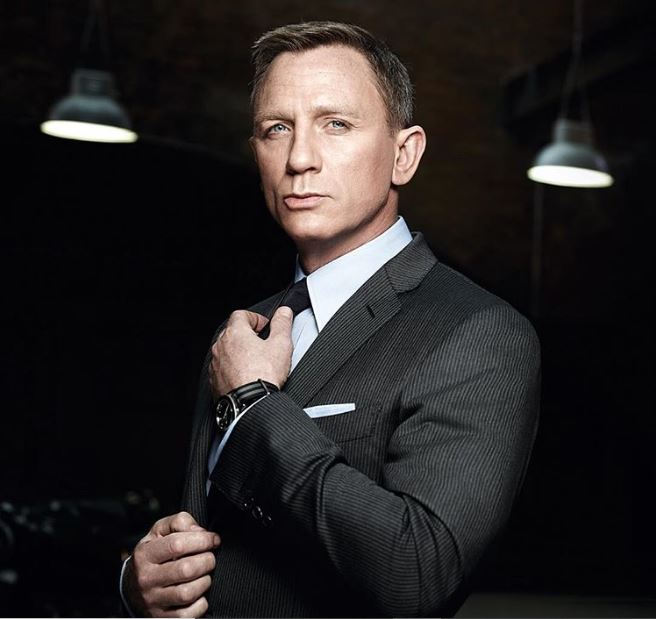 Michael Kors veste James Bond