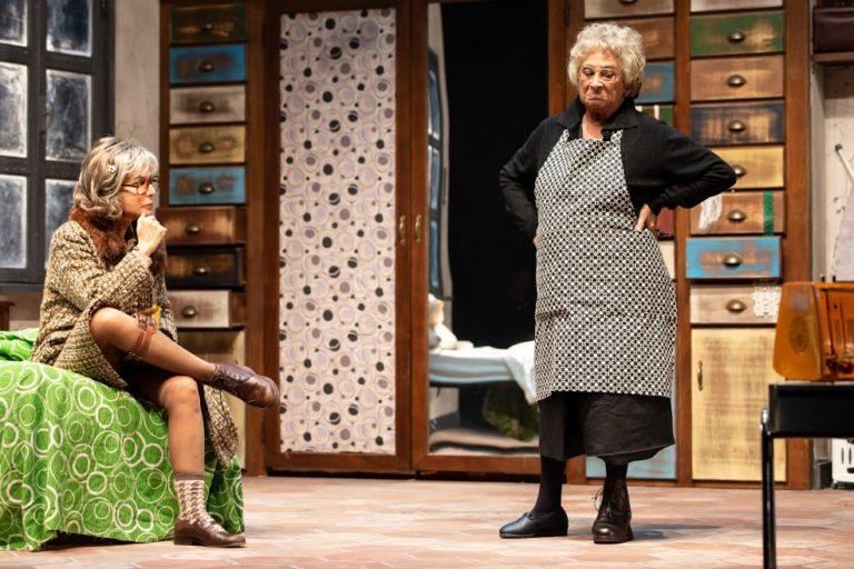 Teatro. Giuliana De Sio e Isa Danieli sono 'Le signorine' – [SPETTACOLO ANNULLATO]