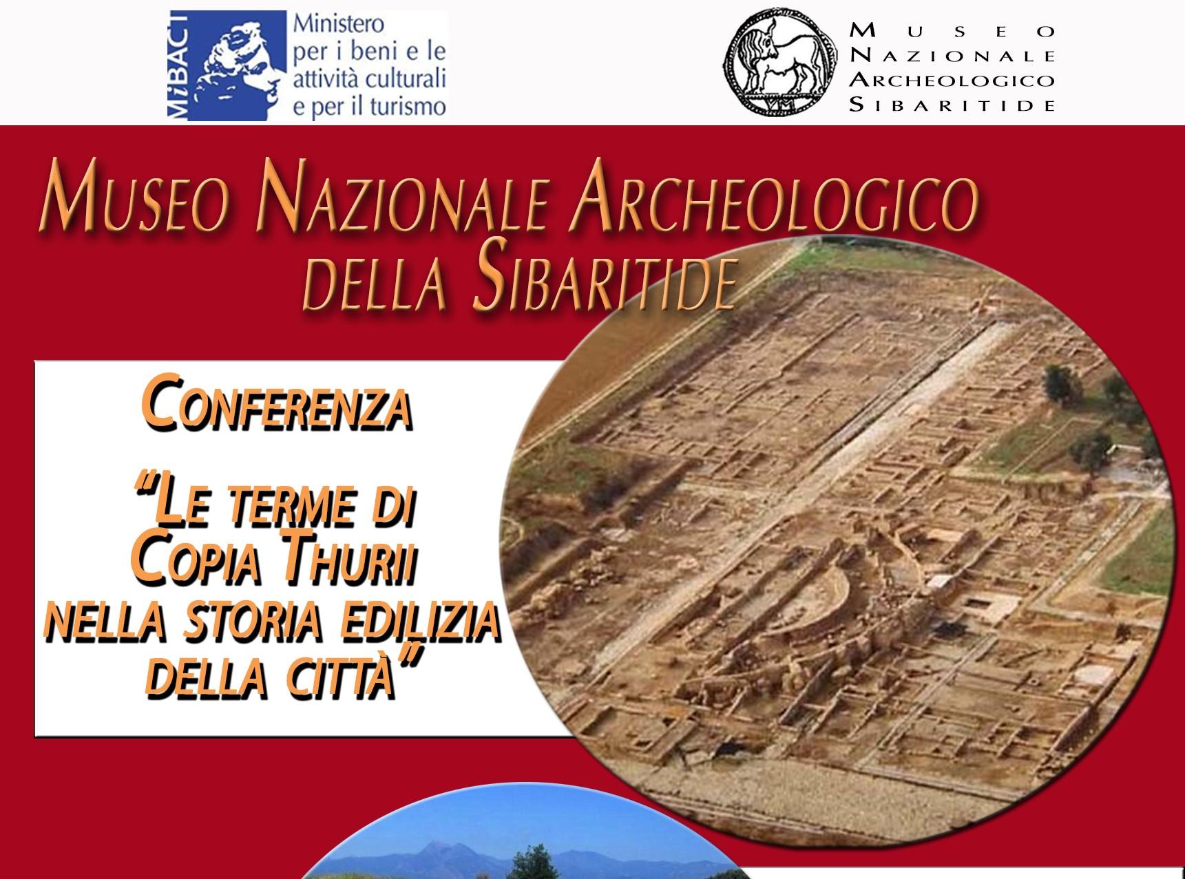 Le terme di Copia Thurii nella storia edilizia della città: la conferenza a Cassano all'Ionio