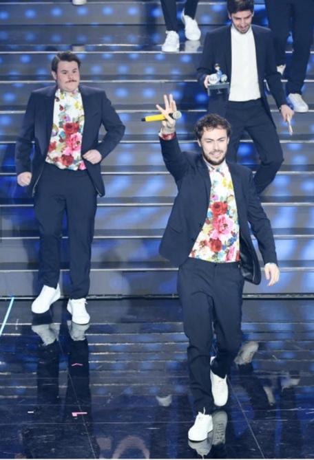 Sanremo 70: terzo posto per i Pinguini Tattici Nucleari