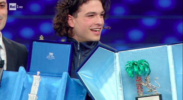 Leo Gassmann vince Sanremo 2020 tra le nuove proposte