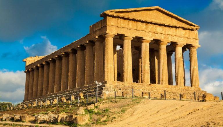 #valleyinlove: San Valentino al Parco Archeologico di Agrigento