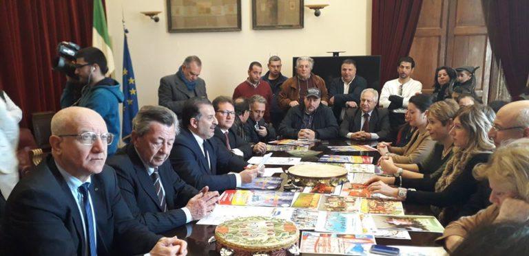 """""""U Cannaluvari Missinisi"""" presentato il programma del Carnevale 2020 a Messina"""