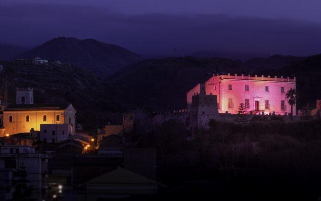 Giro d'Italia 2020, illuminati di rosa i monumenti delle città del percorso