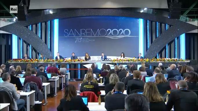 Sanremo 70: ascolti record per la quarta serata, la migliore degli ultimi vent'anni. Quinta serata: ecco l'ordine di esibizione dei BIG