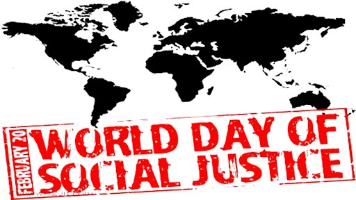 20 febbraio 2020: Giornata mondiale della giustizia sociale