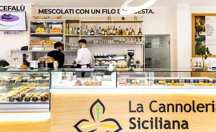 La Cannoleria Siciliana alla conquista dell'Italia