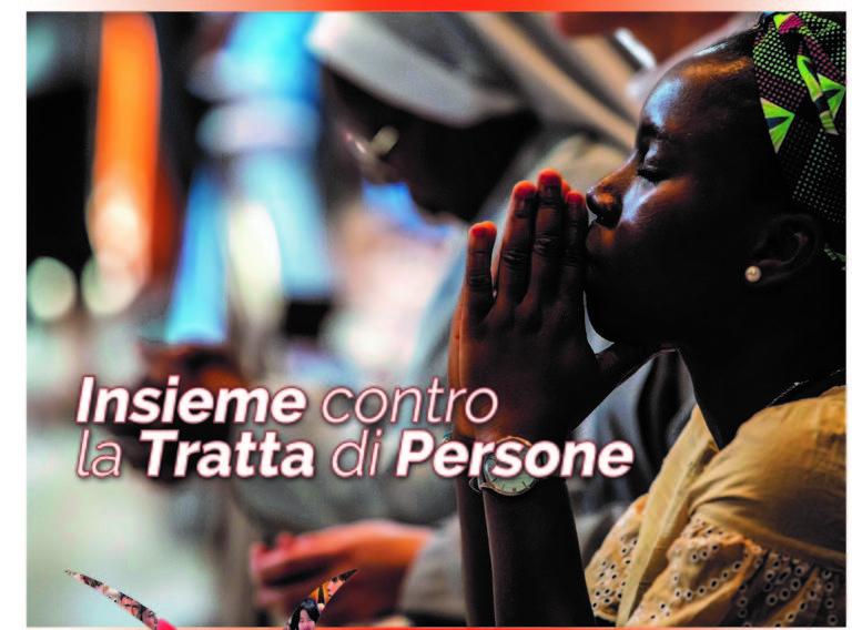 VI Giornata Mondiale di Preghiera e Riflessione contro la tratta di persone: una veglia a Messina