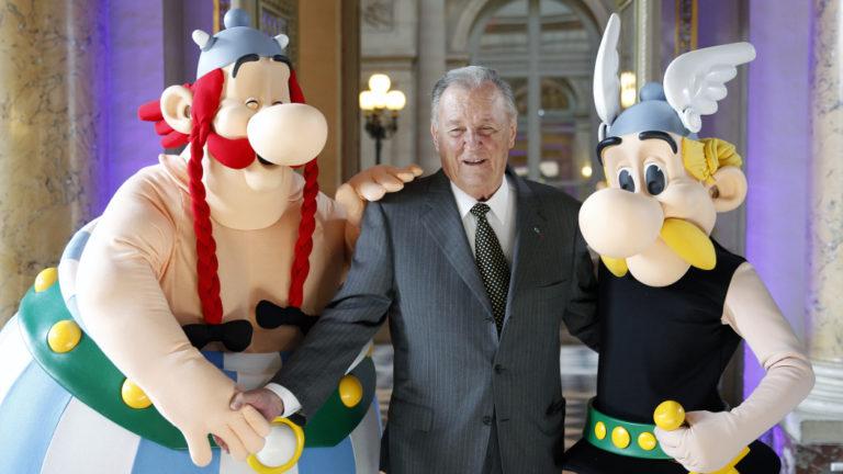 Lutto nel mondo del fumetto: addio al secondo papà di Asterix
