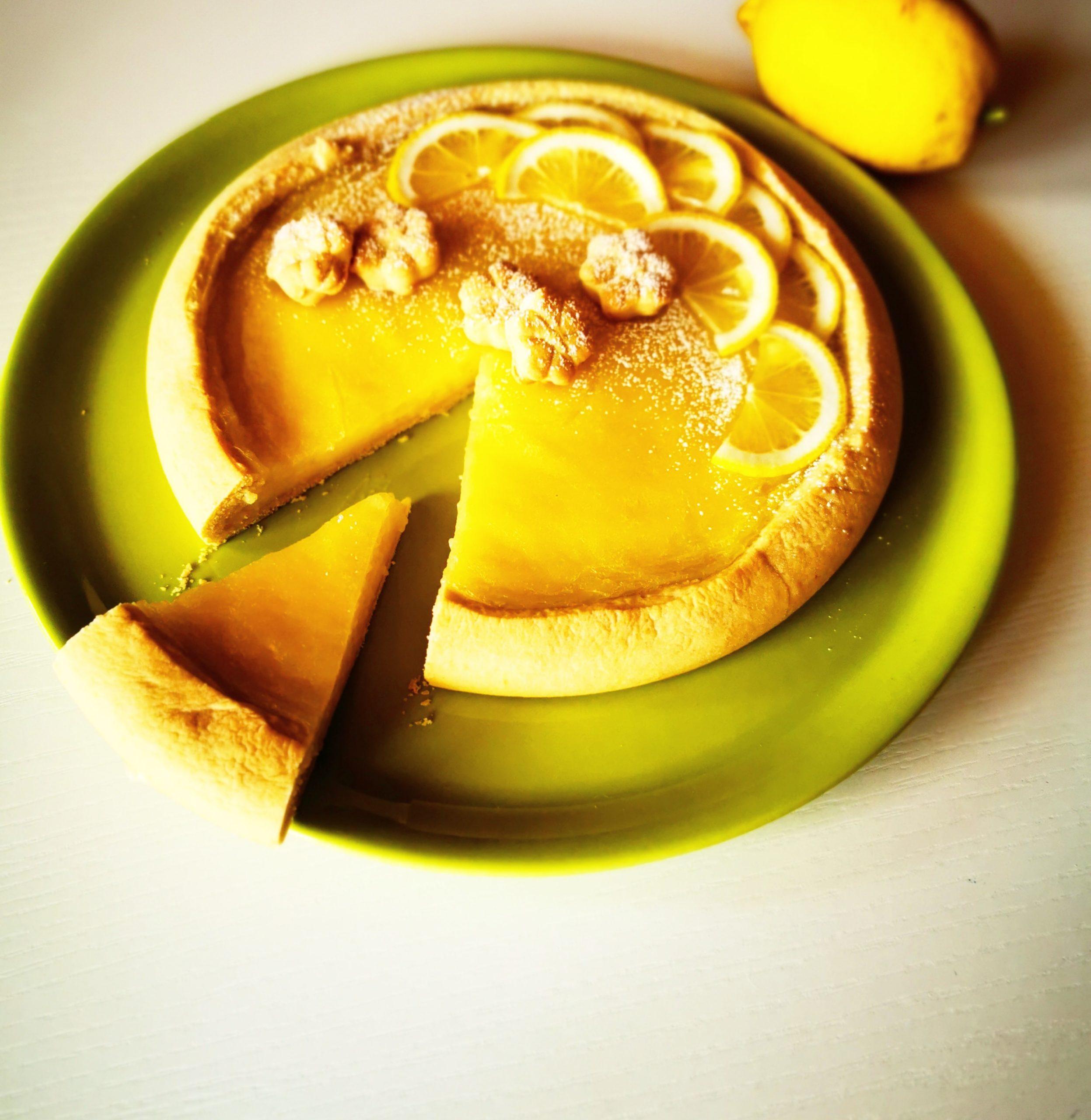 LaTuaCucina: ecco la crostata con crema al limone di Alessandro