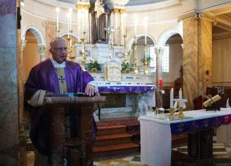 #CoronaVirus: ulteriori disposizioni dall'Arcivescovo Accolla