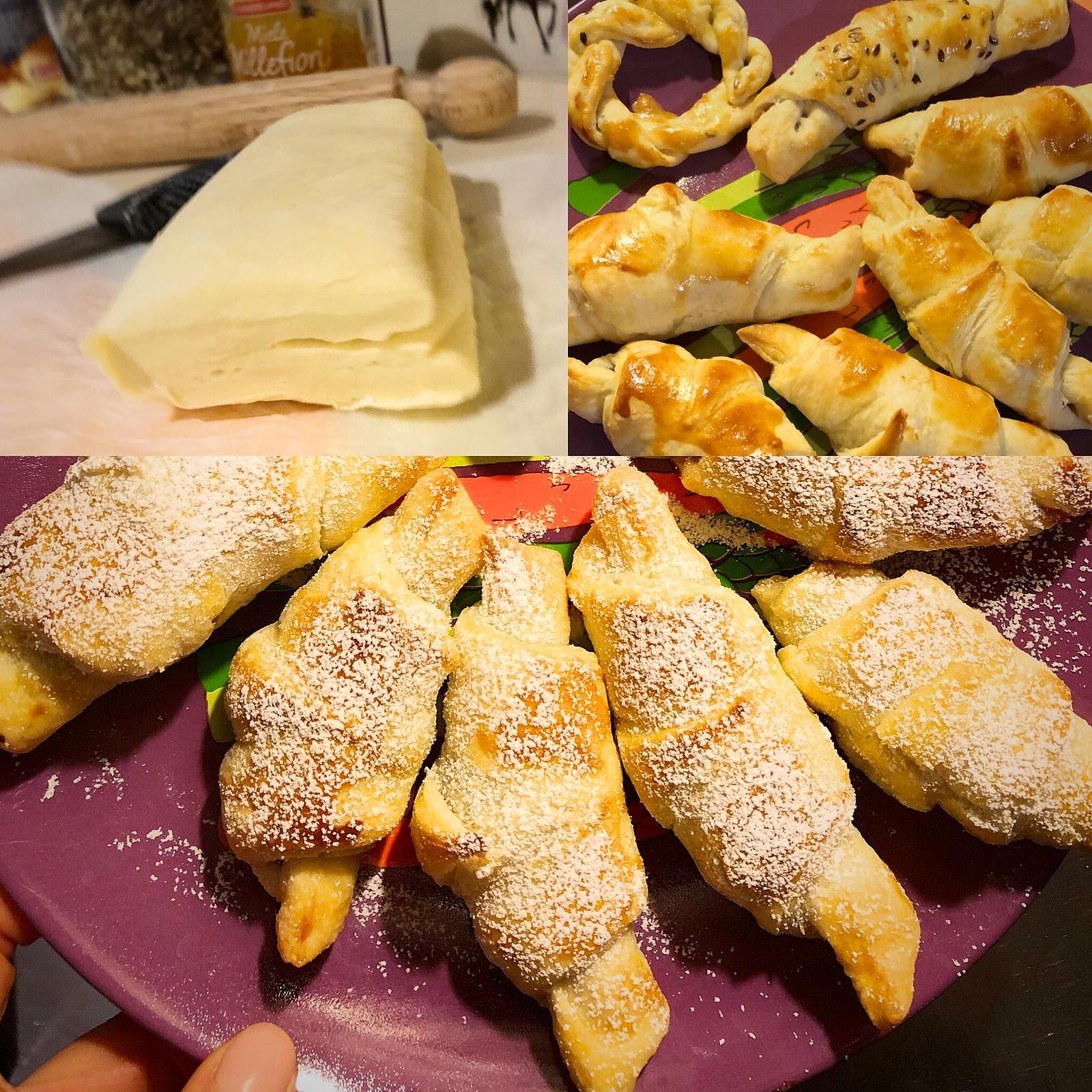 LaTuaCucina: i cornetti di pasta sfoglia, ricetta di Giovanna
