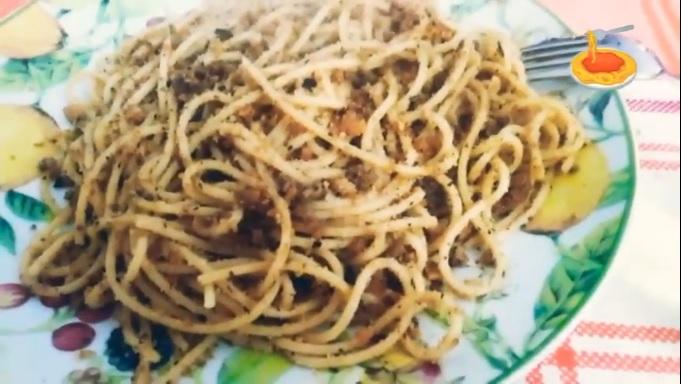 """LaTuaCucina: gli """"spaghetti ammuddicati"""" nella versione di Antonio [VIDEORICETTA]"""